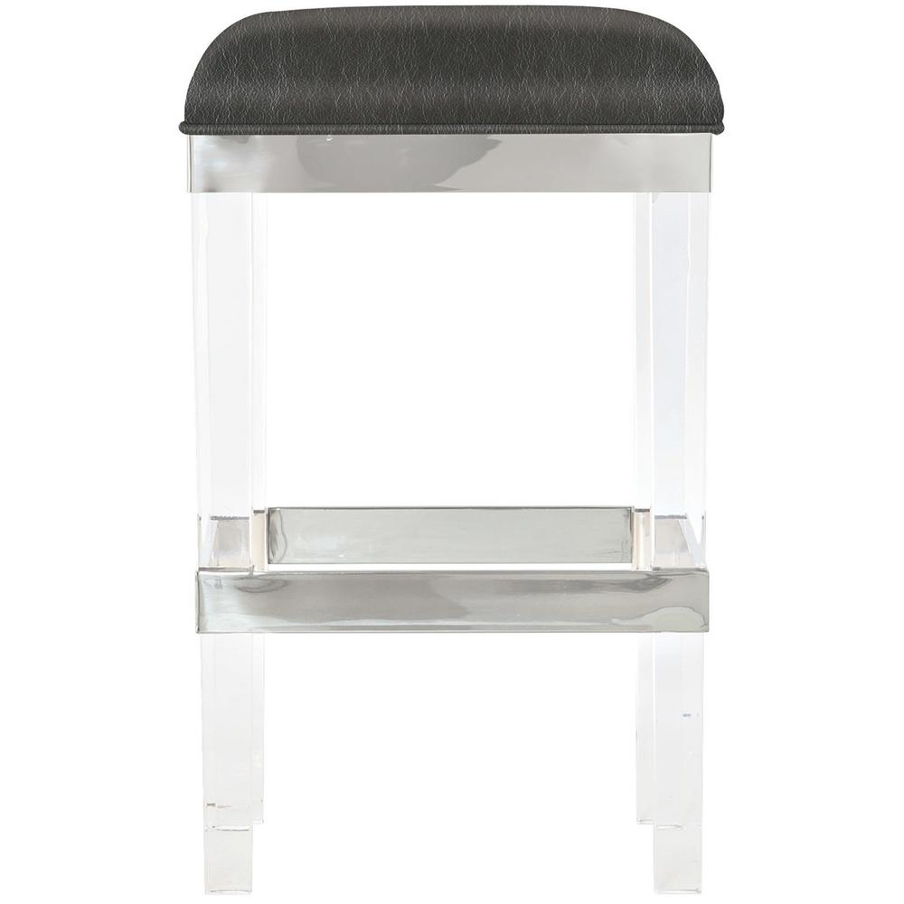 Tori Leather Counter Stool