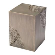 View Product - Ines Accent Table Antique Gold