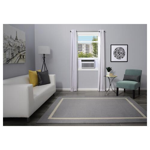 Haier - Haier® ENERGY STAR® 18,000/17,800 BTU 230/208 Volt Smart Electronic Window Air Conditioner
