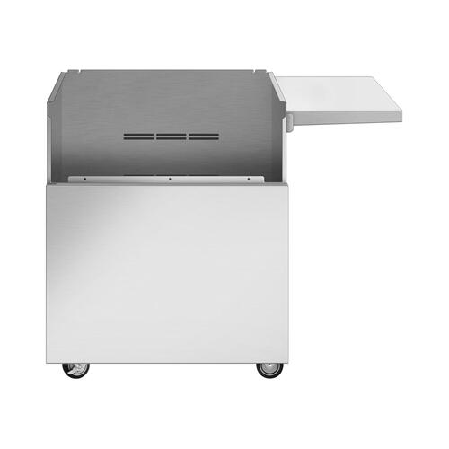 """Gallery - 30"""" Css Grill Cart"""