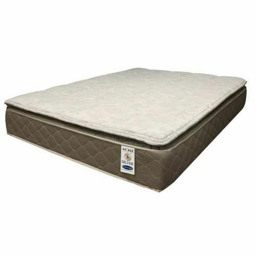 """ACME Englander Silver Twin Mattress - 29130 - 12"""" Pillow Top"""