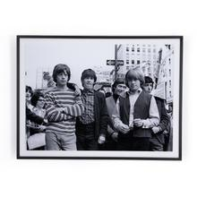 """48""""x36"""" Size the Rolling Stones By Getty Images"""