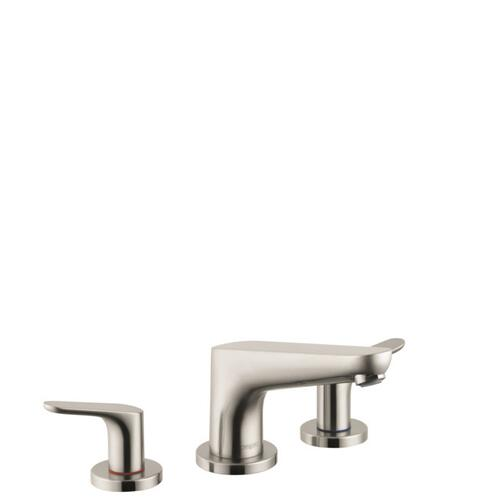 Brushed Nickel 3-Hole Roman Tub Set Trim