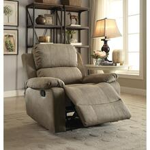 TAUPE RECLINER