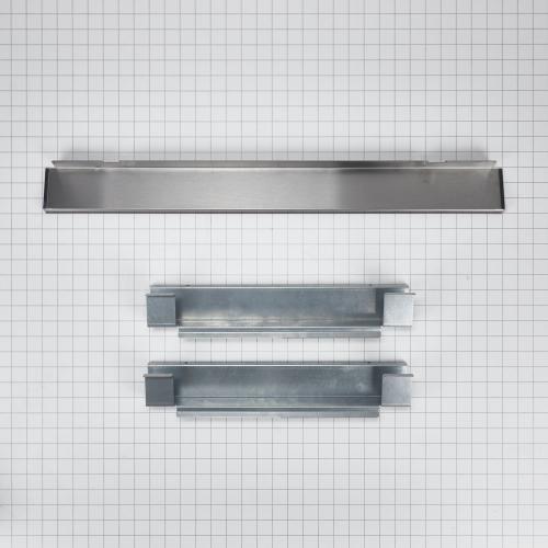 "30"" Filler/Spacer Kit for Built-In Microwave Oven"