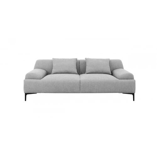 VIG Furniture - Divani Casa Ronny - Modern Grey Sofa