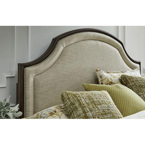 Legacy Classic Furniture - Stafford Complete Upholstered Panel King