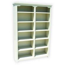"""Shaker Oak 48"""" Standard Bookcase"""