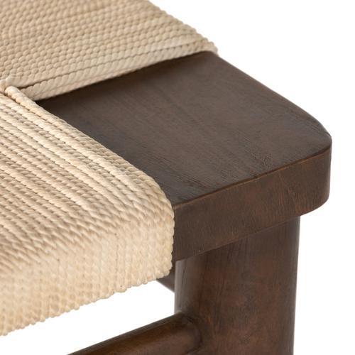 Vintage Cotton Finish Shona Bench