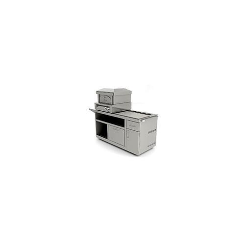 Alfresco - Pizza Oven Plus Pizza Prep Cart