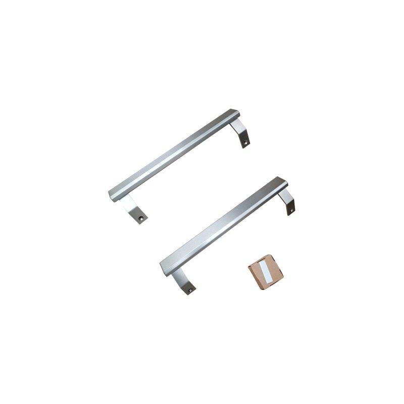 Handle Kit for 24 Bottom Mount refrigerator Stainless Steel