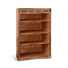 "Red Hot Buy! Sedona 48""H Bookcase"