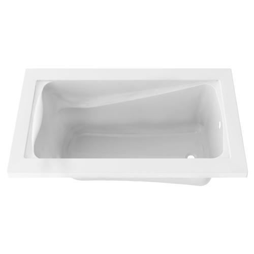 American Standard - Green Tea 60x36 inch Bathtub - White