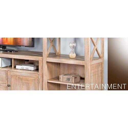 "Sunny Designs - Durango 114""W Entertainment Wall"