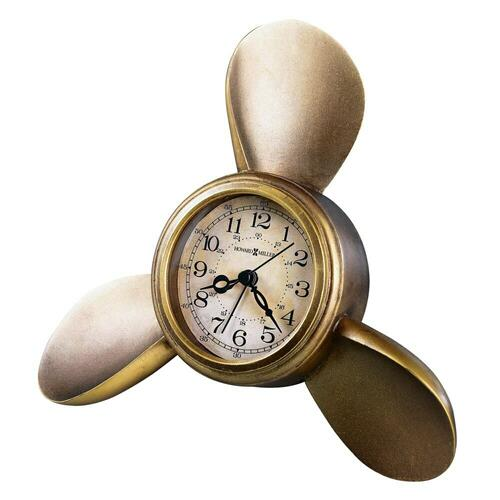 Howard Miller Propeller Alarm Clock 645525