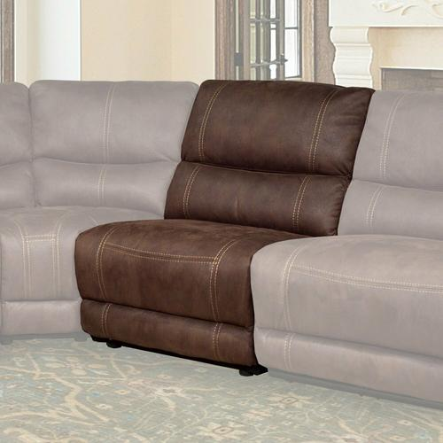 Parker House - PEGASUS - DARK KAHLUA Armless Chair