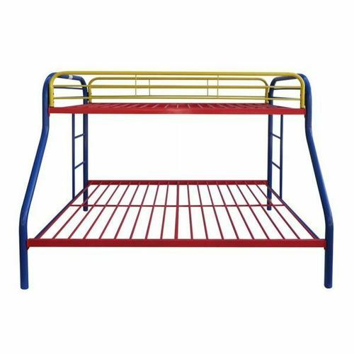 ACME Tritan Twin/Full Bunk Bed - 02053RNB - Rainbow