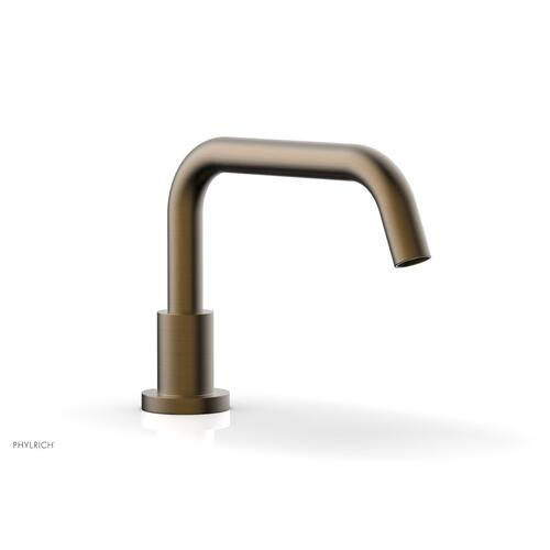 BASIC Deck Tub Spout D5132 - Old English Brass