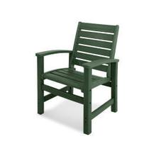View Product - Signature Dining Chair in Green