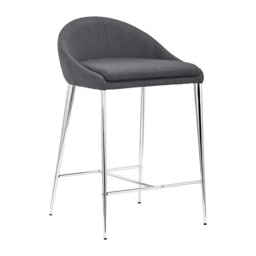 Reykjavik Counter Chair Graphite