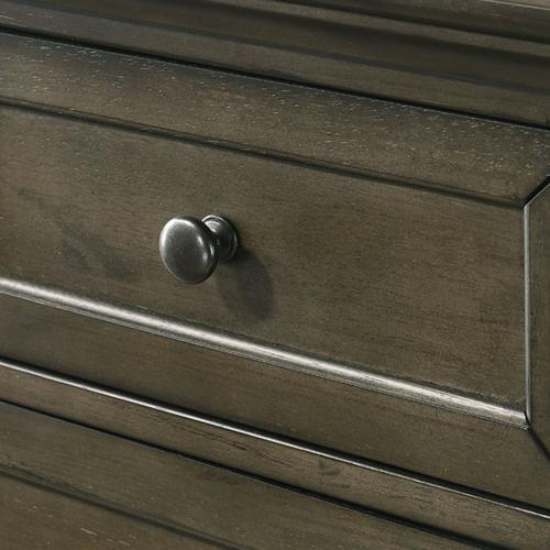 San Mateo Dresser  Gray