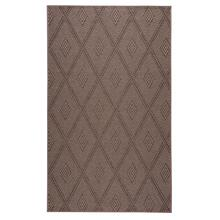 "Earl Gray-Serged - Rectangle - 24"" x 36"""