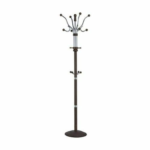 ACME Hubert Coat Rack (Swivel Top) - 06314 - Espresso