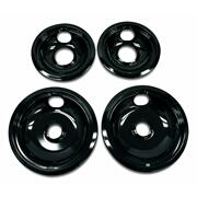 Gas Range Burner Drip Bowls - Other Product Image