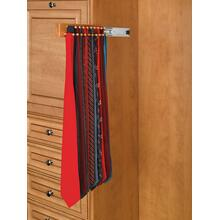 "Rev-A-Shelf - CWSTR-20-1 - 20"" Side Mount Tie Rack"
