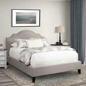 CHARLOTTE - FALSTAFF Queen Bed 5/0