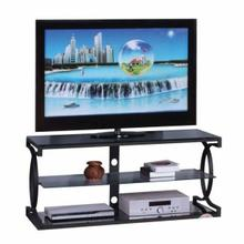 ACME Milo TV Stand - 91128 - Sandy Black