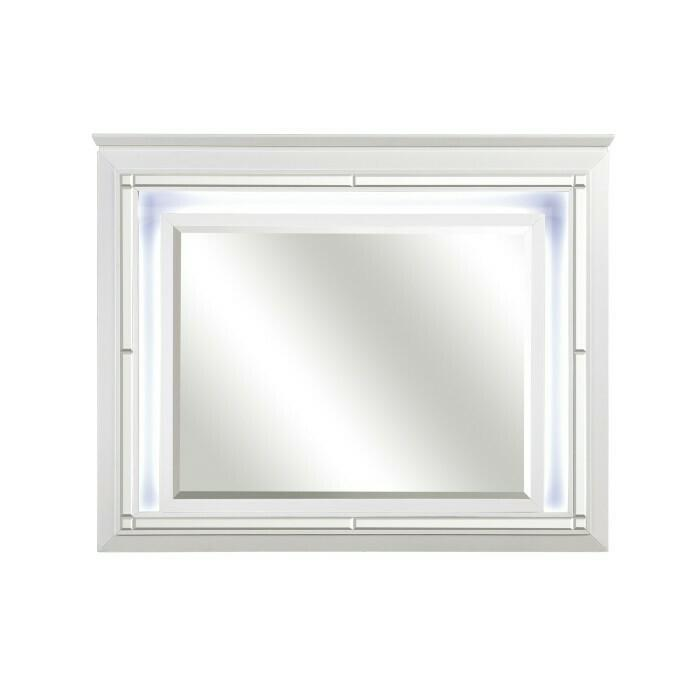 Mirror, LED Lighting