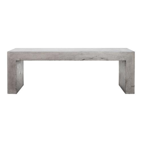 Lazarus Outdoor Bench