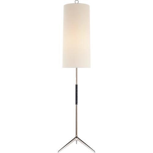 Visual Comfort - AERIN Frankfort 60 inch 100.00 watt Polished Nickel Floor Lamp Portable Light