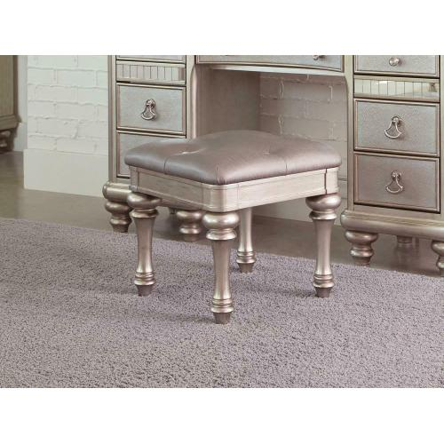 Bling Game Vanity Stool