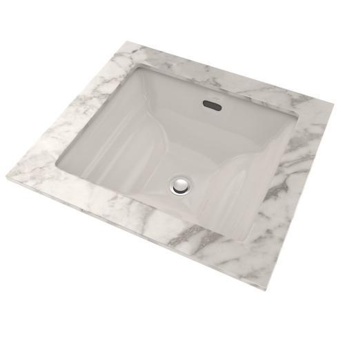 Aimes® Undercounter Lavatory - Colonial White