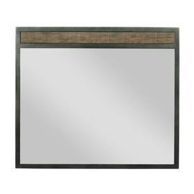 Plank Road Shelley Mirror