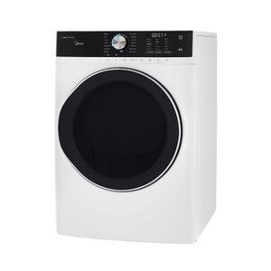 Midea8.0 Cu. Ft. Front Load Gas Dryer