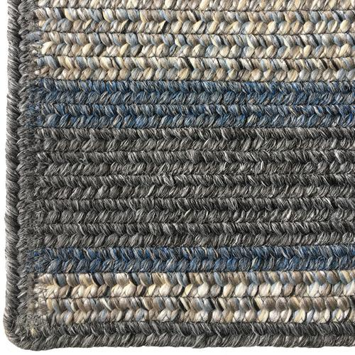 Larkin Anthracite Braided Rugs