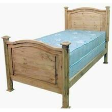 See Details - Twin Budget Bed