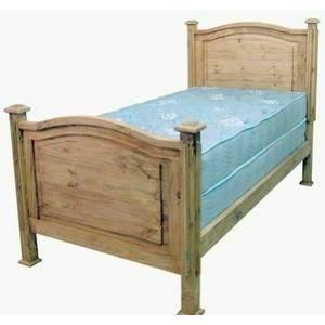 Million Dollar Rustic - Twin Budget Bed