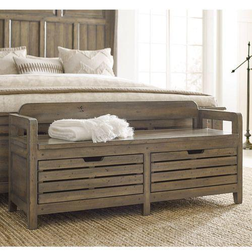 Gallery - Mill House Engold Bed End Bench