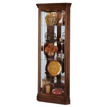 See Details - Howard Miller Lynwood Corner Curio Cabinet 680345