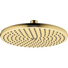 Brushed Gold Optic Showerhead 240 1-Jet, 2.5 GPM