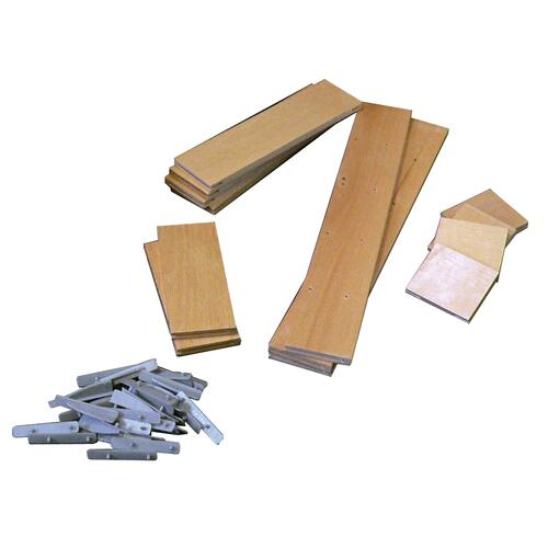 Rev-A-Shelf - LD-4CT15-1 - Small Customizable Drawer Kit