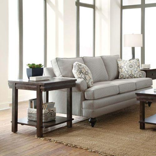 Montreat Cantilever End Table