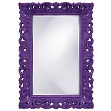 See Details - Barcelona Mirror - Glossy Royal Purple