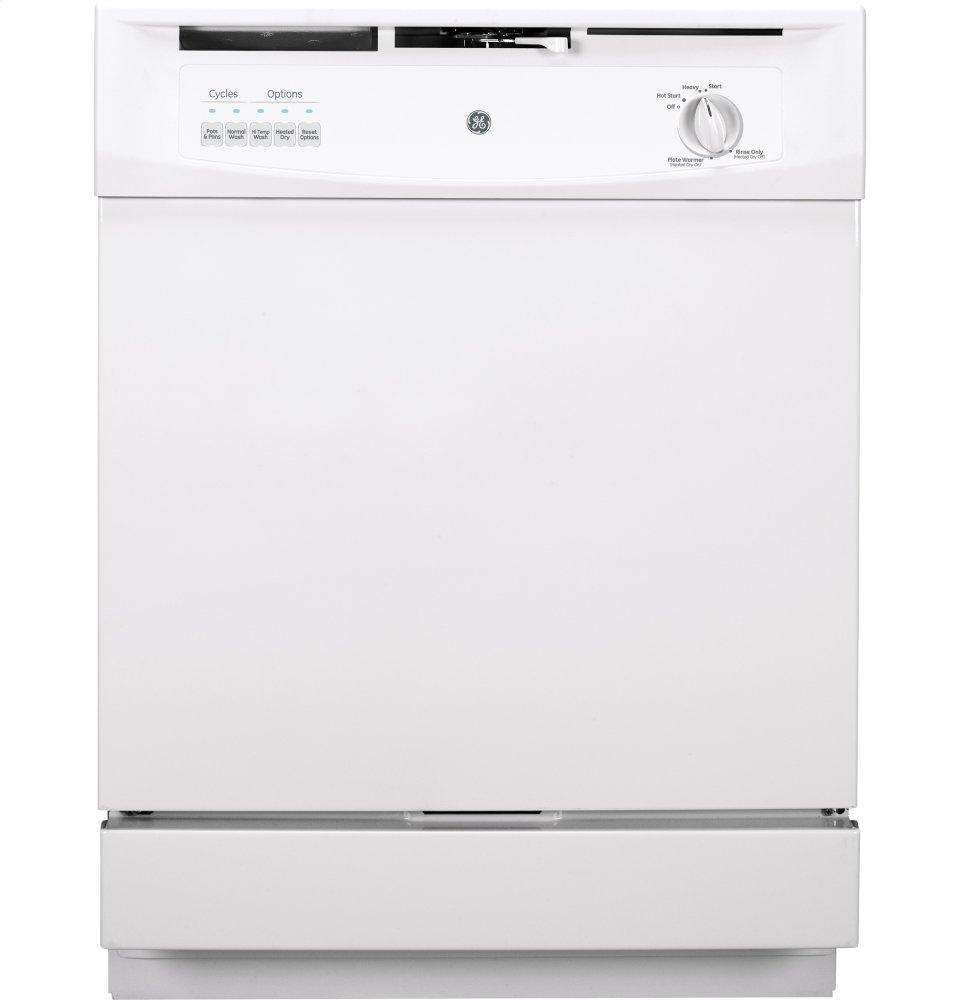 GE®built-In Dishwasher