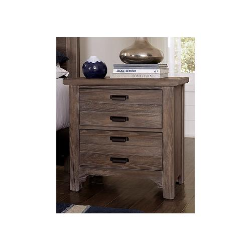Lm Co. Home - NIGHT STAND - 2 DRWR