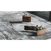 View Product - Fin 1106 Coffee Table in Natural Walnut